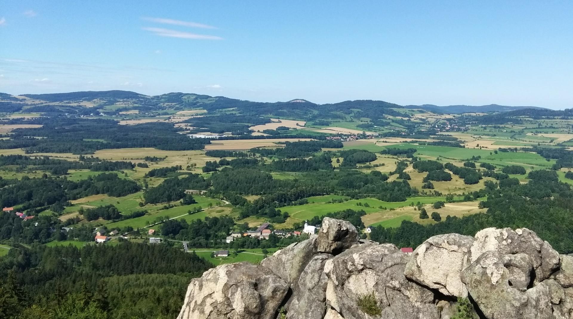 Rudawy Janowickie | Janowice Wielkie – Zamek Bolczów – Sokolik – Trzcińsko
