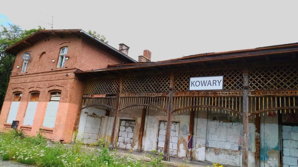Stacja Kowary Kotlina Jeleniogórska