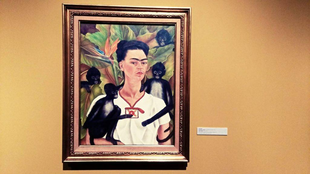 Frida Kahlo na zamku wystawa poznań
