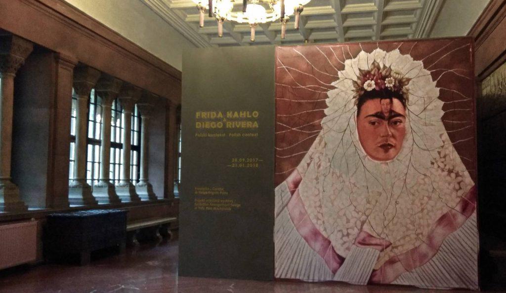 Frida Kahlo wystawa Poznań