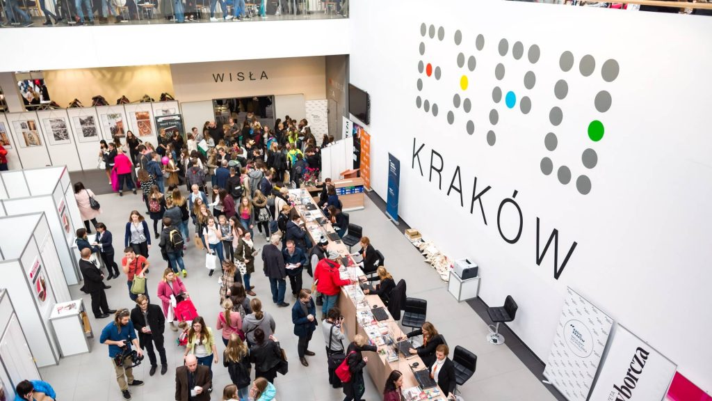 Targi Książki Kraków 2017