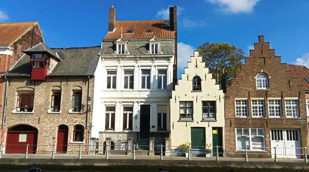 Bruges Brugia Brugge weekend atrakcje jedzenie blog ceny