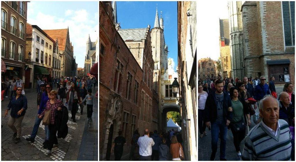 Bruges Brugia Brugge weekend atrakcje jedzenie zabytki blog ceny