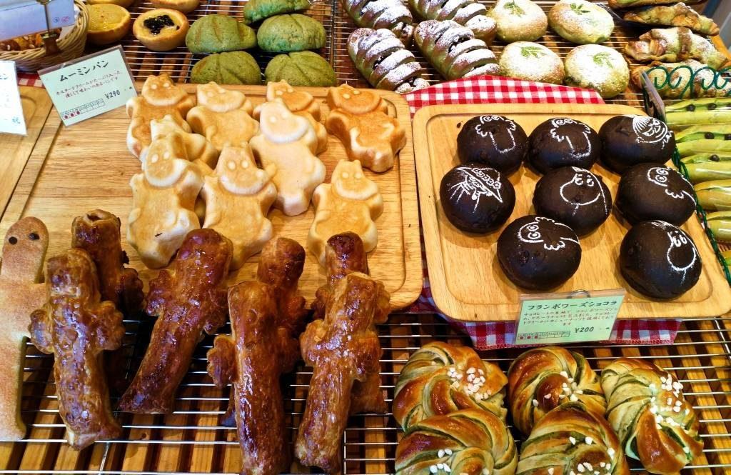 Moomin cage tokio atrakcje foodies