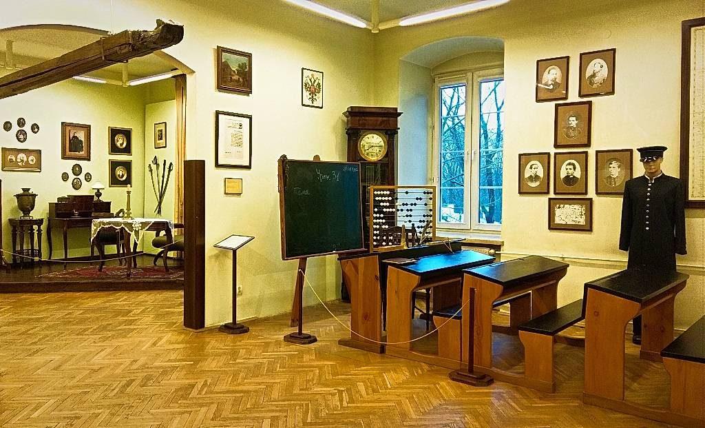 Muzeum Lat Szkolnych Stefana Żeromskiego w Kielcach, Kielce, zwiedzanie, weekend, atrakcje