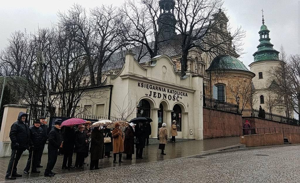 Kielce katedra weekend atrakcje zwiedzanie