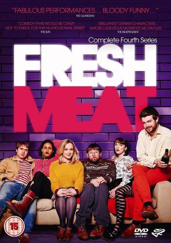 najlepsze seriale komediowe Fresh meat