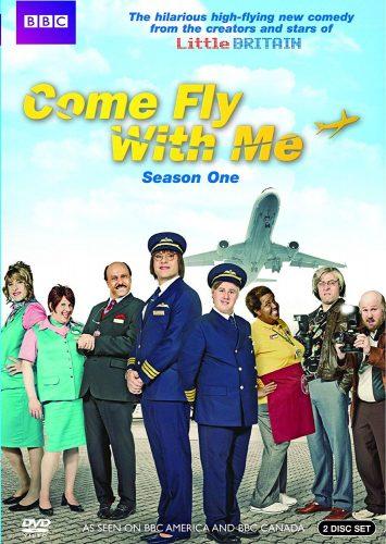 come fly with me zapraszamy na pokład najlepsze seriale komediowe