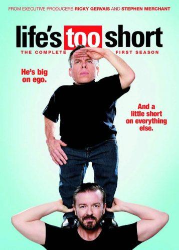 Life's too short najlepsze seriale komediowe
