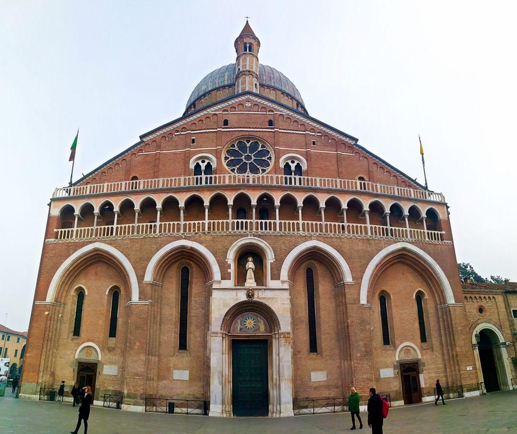 Padwa kościół św. Antoniego Padewskiego w Padwie