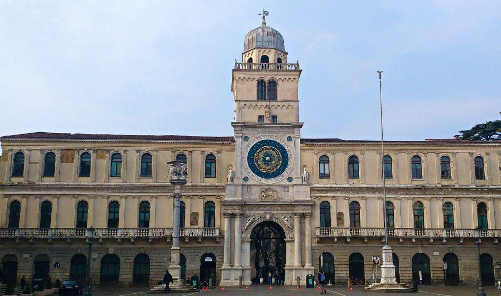 Torre Dell'Orologio Padwa