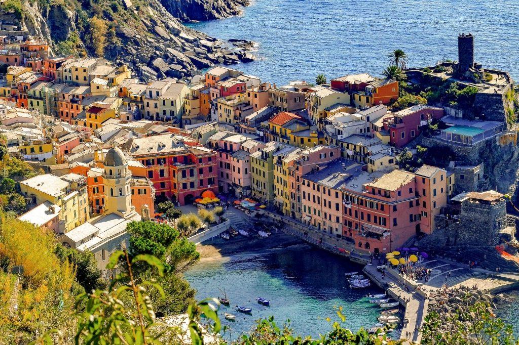 włoskie miasteczka