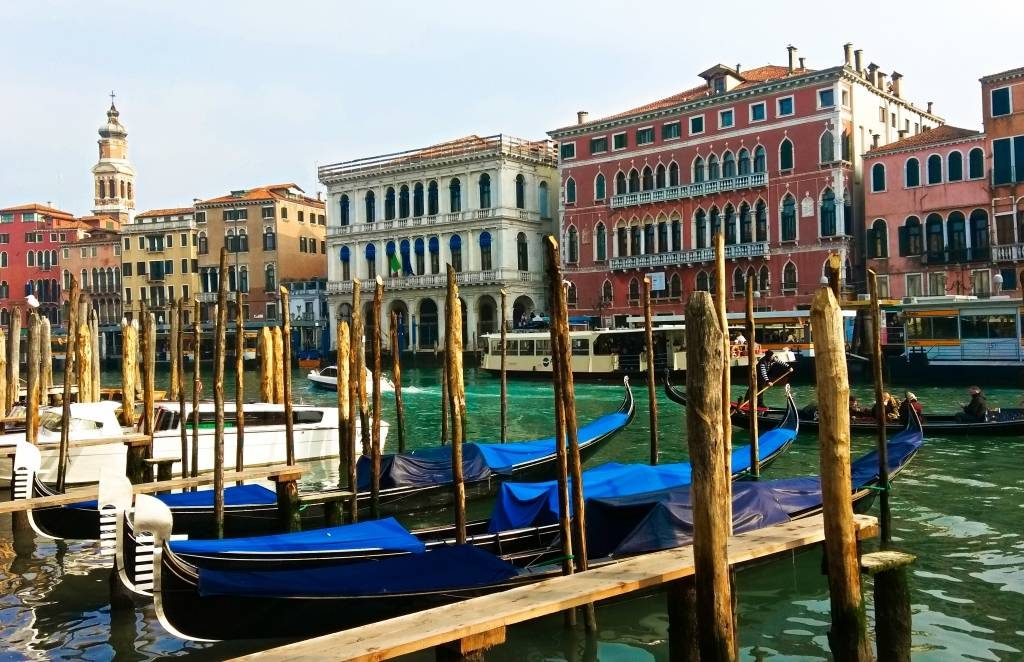 Wenecja Mestre weekend w Wenecji tanie noclegi transport transfer z lotniska