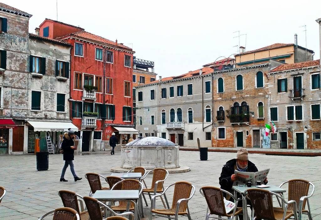 Wenecja weekend w Wenecji tanie noclegi jedzenie restauracje Włochy