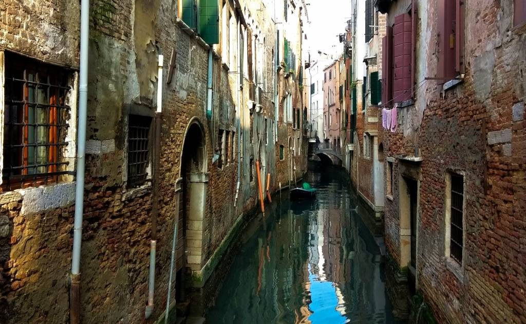 Wenecja weekend w Wenecji tanie noclegi jedzenie restauracje Włochy kanały