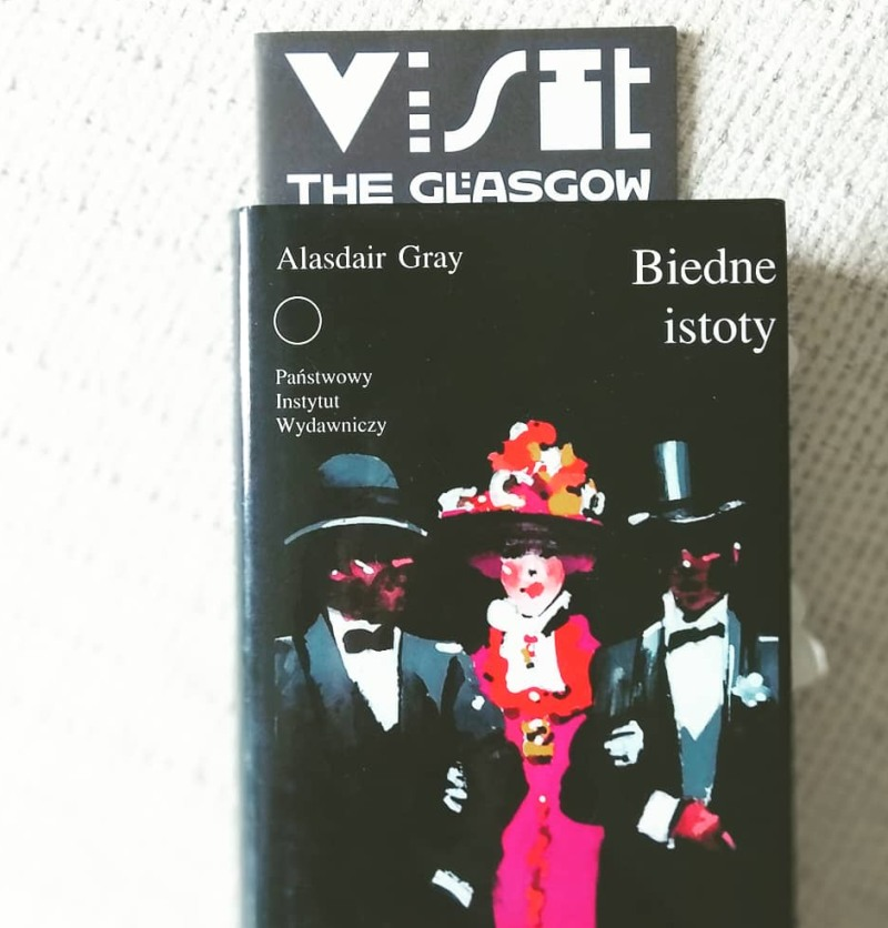 Glasgow w literaturze