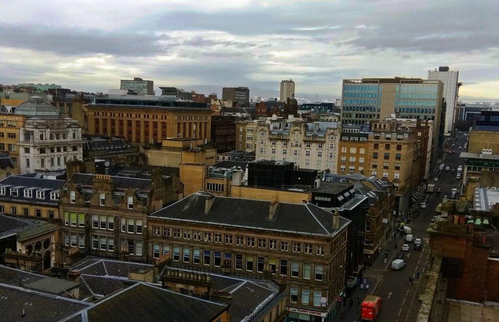 Glasgow Szkocja