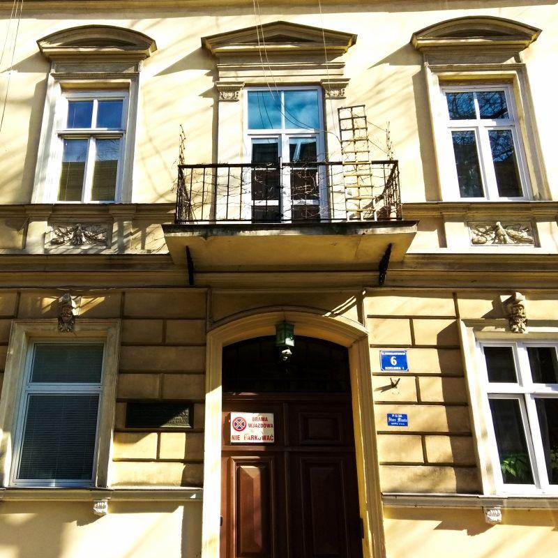 Mieszkanie Czesława Miłosza w Krakowie