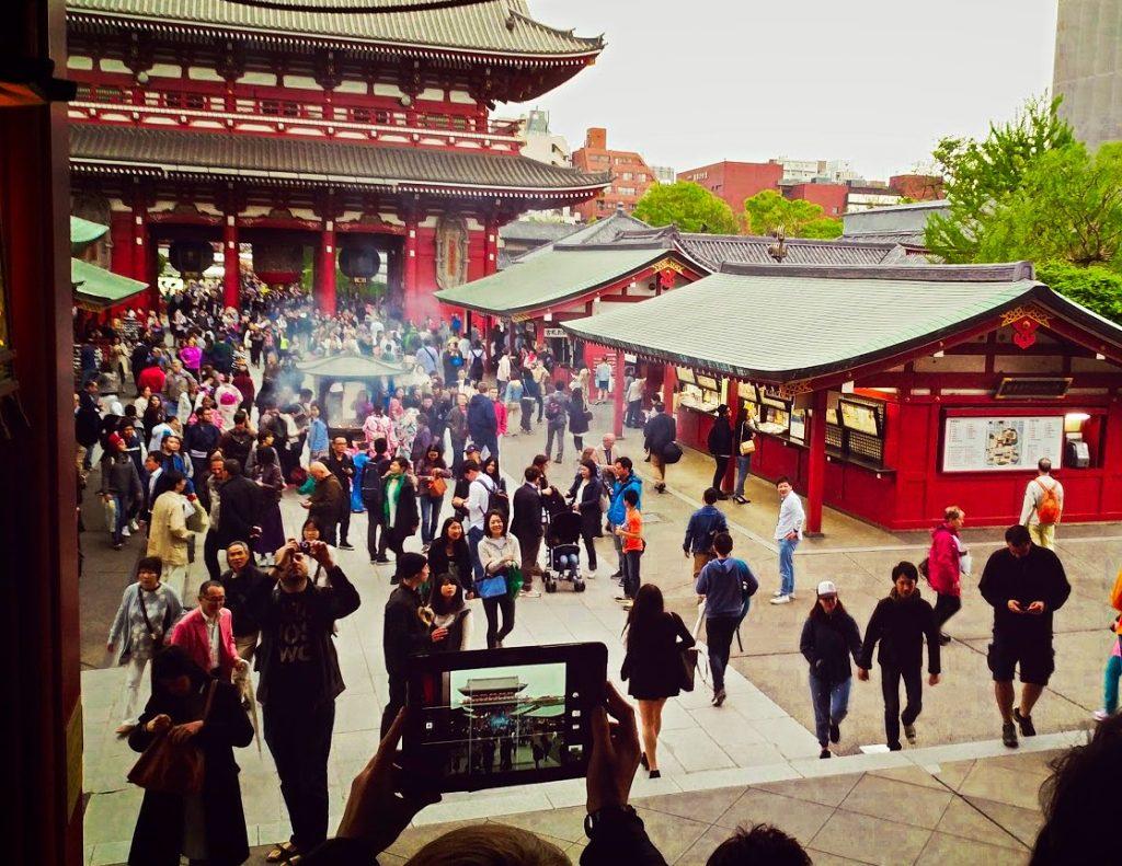 Atrakcje w Tokio