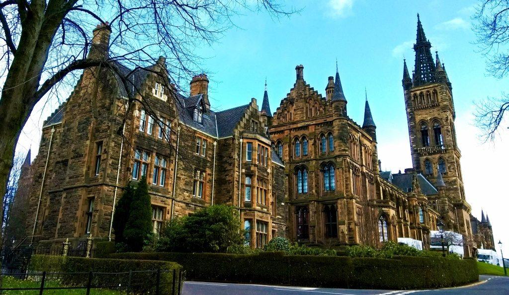 Atrakcje w Glasgow