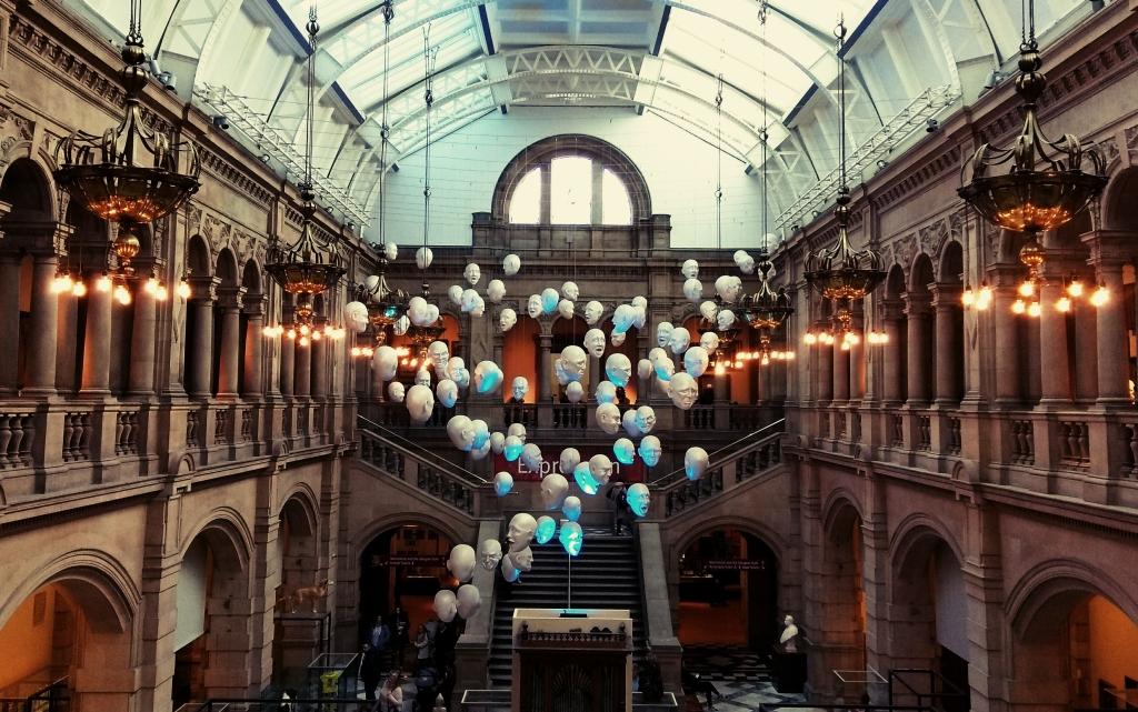 Szkocja | Atrakcje w Glasgow (z przewagą pierwszorzędnych darmowych muzeów!)