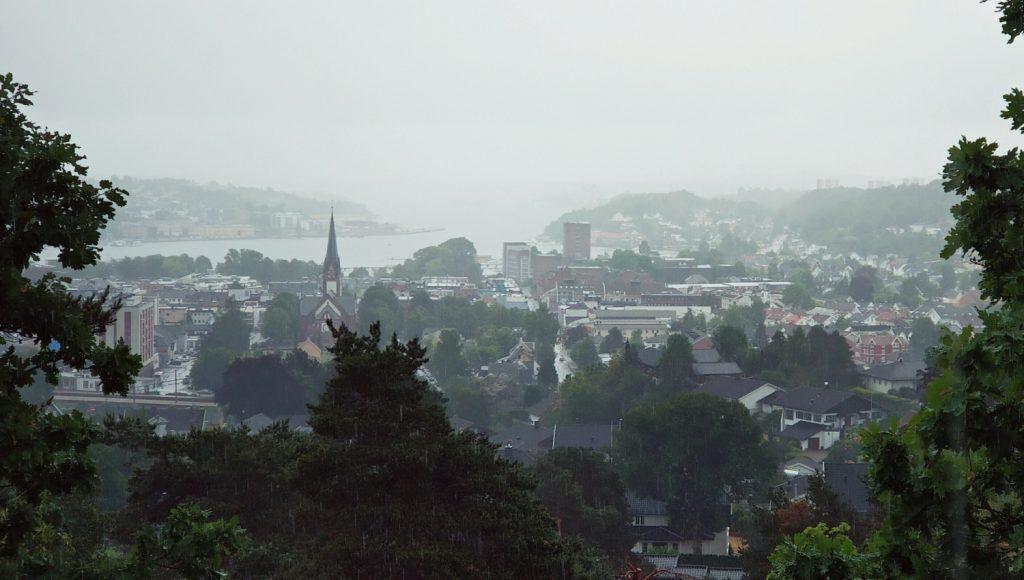 Jednodniówka w Sandefjord