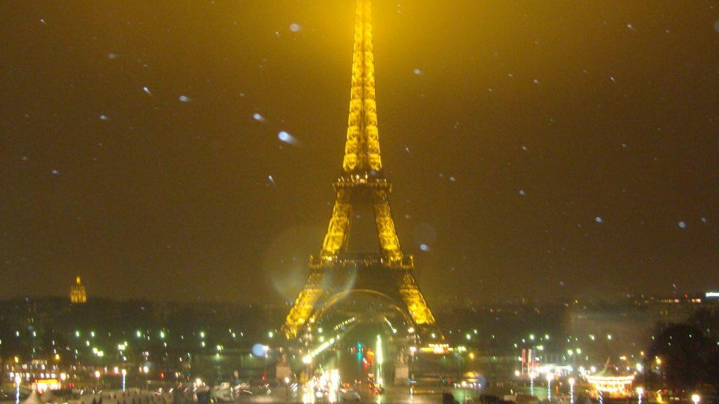 Wieża Eiffla podróżnicze rozczarowanie. Rozczarowania