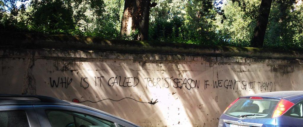 Podróżnicze rozczarowania Florencja