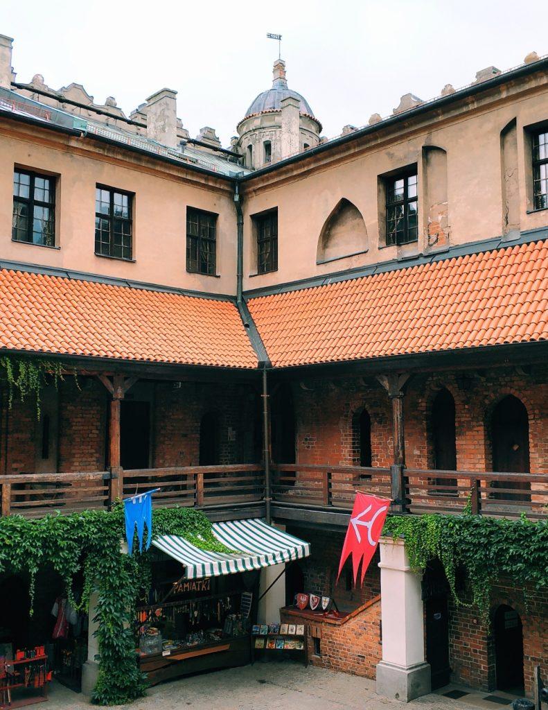Golub-Dobrzyń zwiedzanie, zamek golubski. Atrakcje turystyczne Golubia-Dobrzynia