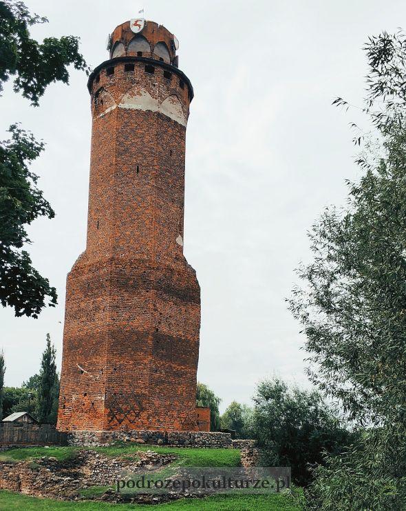 Wieża zamkowa w Brodnicy