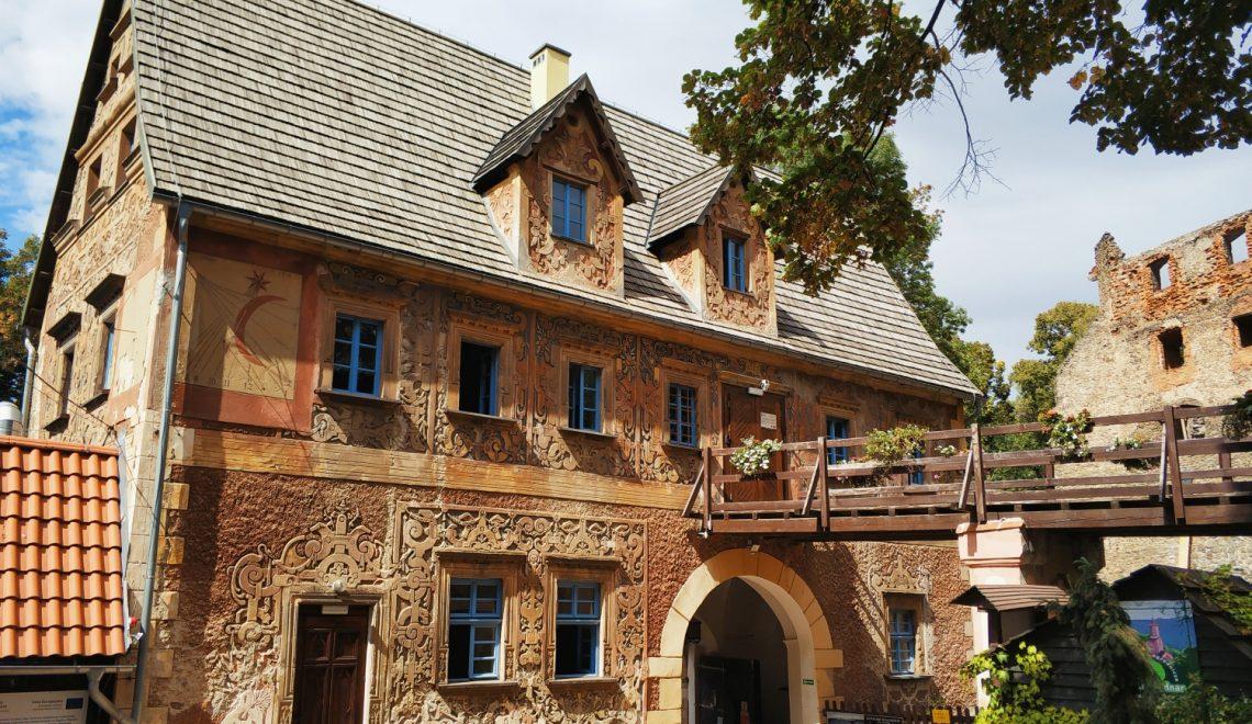 Dolny Śląsk | Pięknie, przyjemnie i pożytecznie: Zamek Grodno w Zagórzu Śląskim