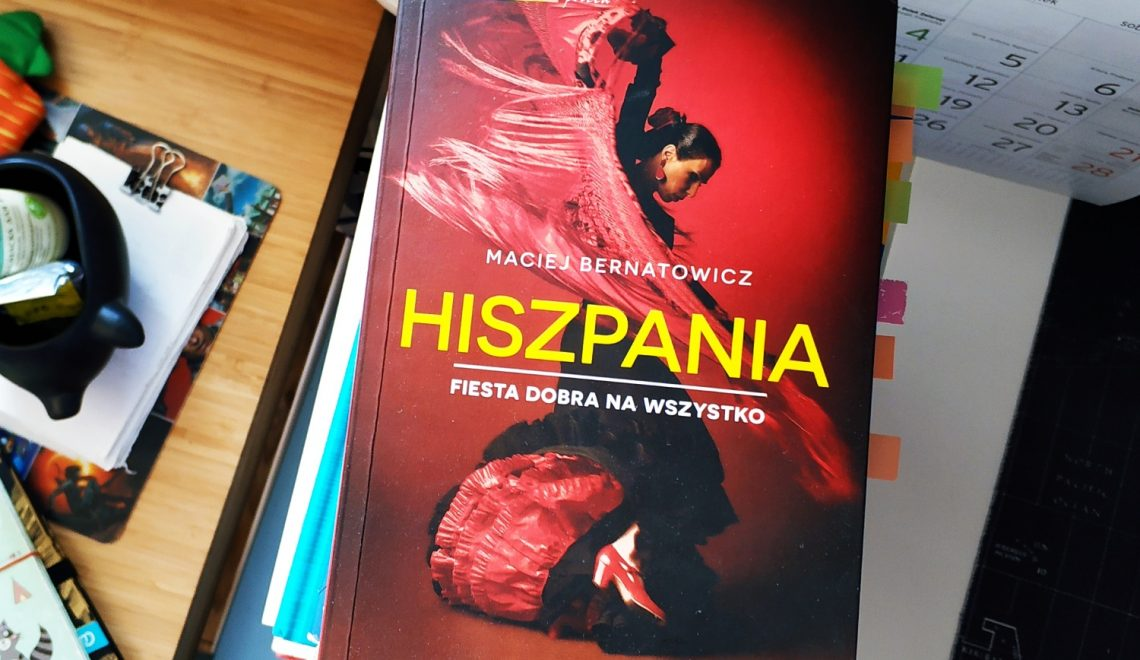 Hiszpania: lista lektur | 3 książki o Hiszpanii, które trzeba przeczytać przed podróżą