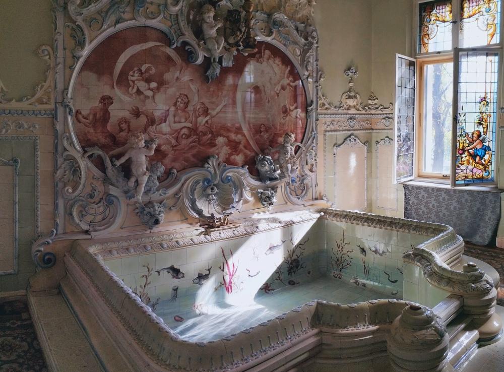 Sosnowiec w październiku | O tym jak pojechałam do Sosnowca zobaczyć wannę