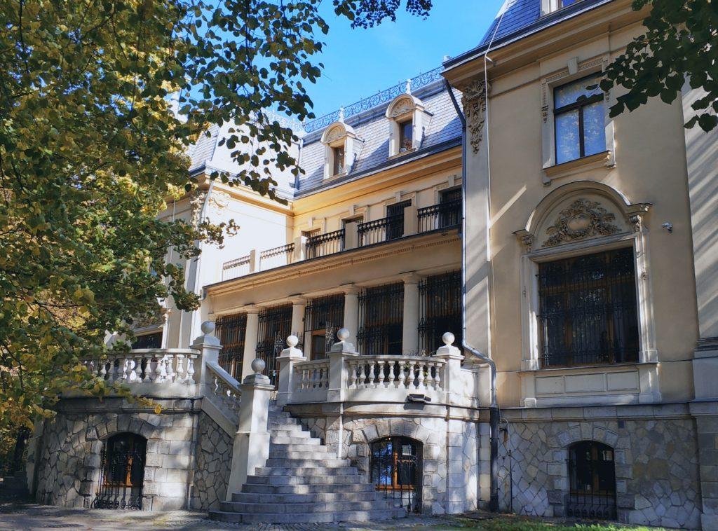 Atrakcje Sosnowca. Pałac Schoena w Sosnowcu. Zwiedzamy Sosnowiec. Co robić w Sosnowcu