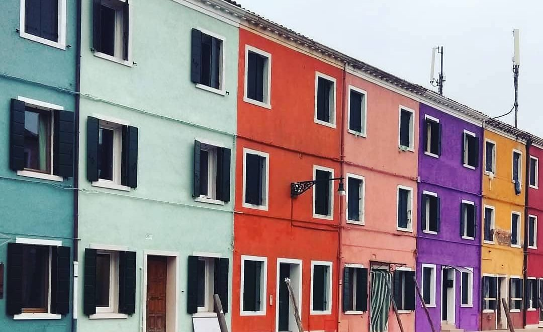 Wenecja | Ahoj morska przygodo! | Wyspy Lido, Burano i Torcello