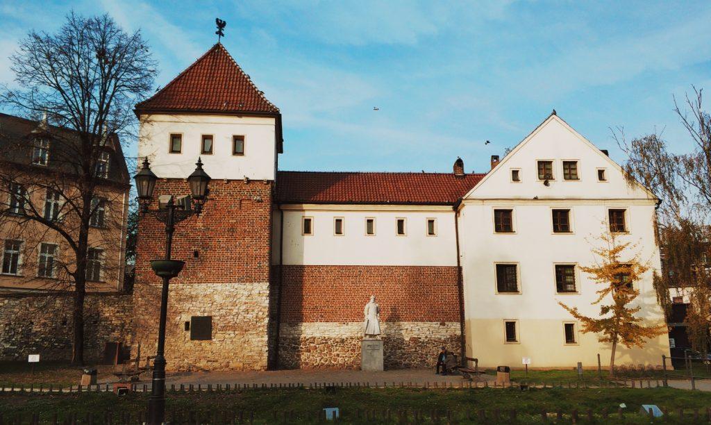Co zobaczyć w Gliwicach. Gliwice zwiedzanie. Muzea i atrakcje turystyczne Gliwic. Zamek Piastowski w Gliwicach
