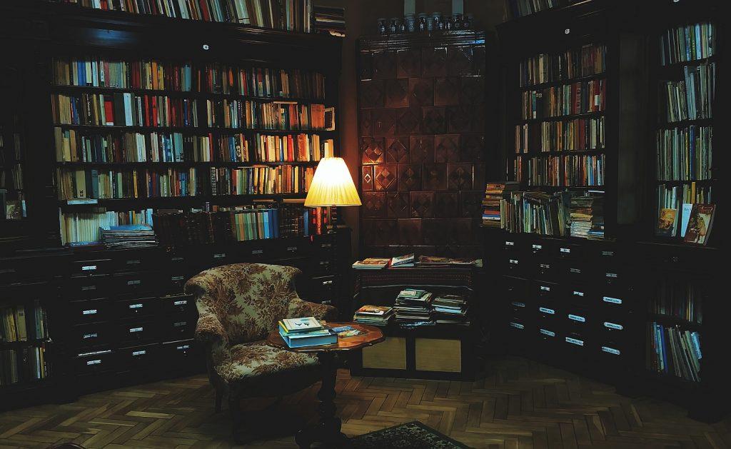 Antykwariat Abecadło w Krakowie. Najpiękniejsze księgarnie w Polsce. Księgarnia w aptece