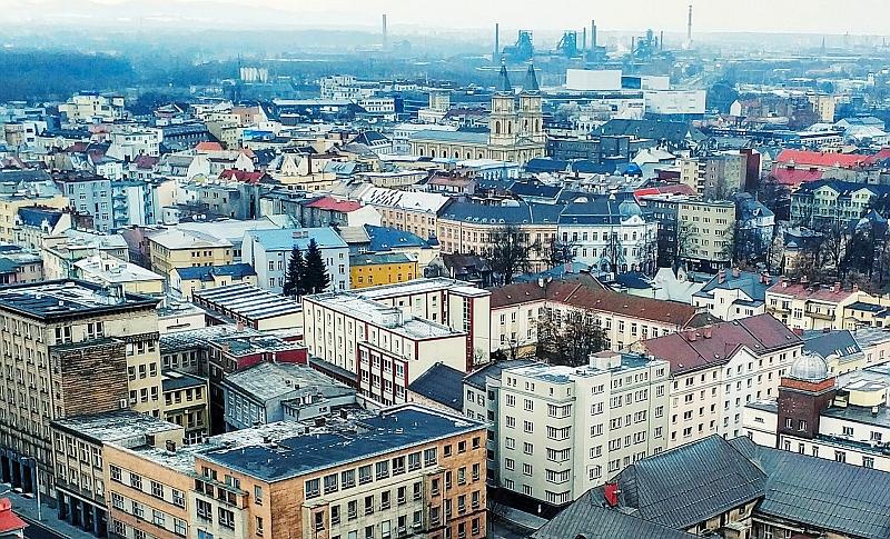 Ostrawa na weekend. Co zwiedzić w Ostrawie. Największe atrakcje turystyczne Ostrawy. Punkty widokowe w Ostrawie