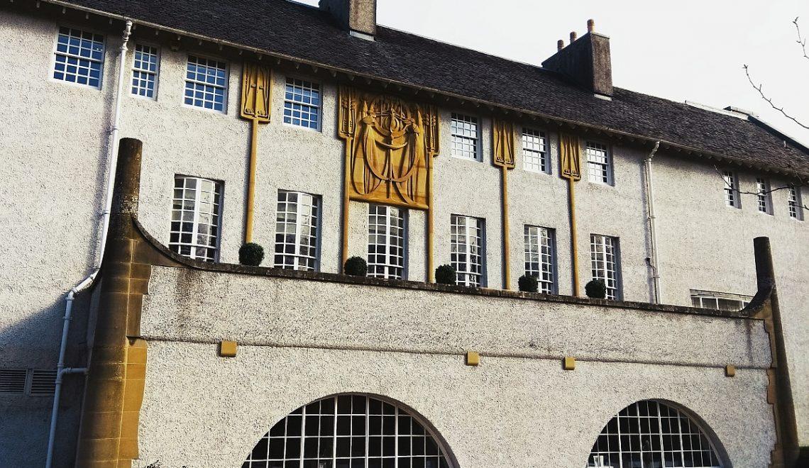 Charles Rennie Mackintosh i szkocka secesja, czyli najlepsze co przydarzyło się Glasgow