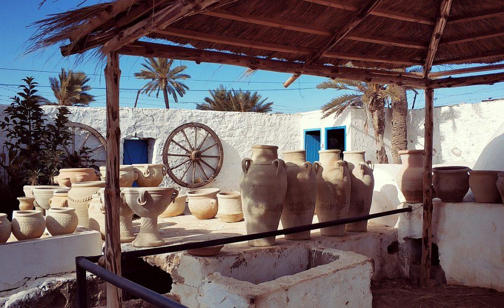 Atrakcje turystyczne Dżerby. Djerba co zwiedzać. Przewodnik po Dżerbie. Co ciekawego zobaczyć na Djarbie. Tunezja Guellala