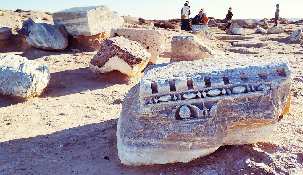 Atrakcje turystyczne Dżerby. Djerba co zwiedzać. Przewodnik po Dżerbie. Co ciekawego zobaczyć na Djarbie. Tunezja Meninx