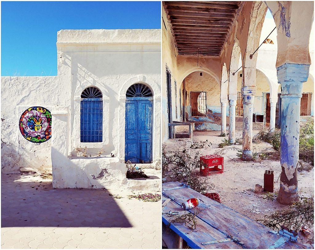 Atrakcje turystyczne Dżerby. Djerba co zwiedzać. Przewodnik po Dżerbie. Co ciekawego zobaczyć na Djarbie. Tunezja Erriadh Ar-Rijad