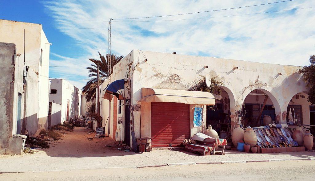 Tunezja zimą. Plaże w Tunezji. Last minute zimą w Tunezji