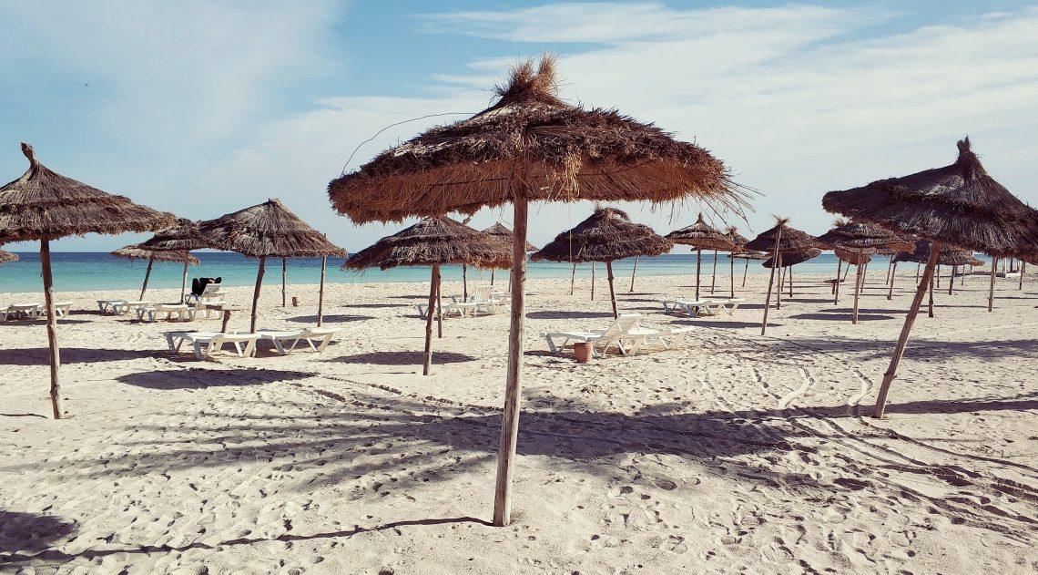 Sanatorium pod palmą | Tunezja zimą – wiosna 3 godziny samolotem z Polski