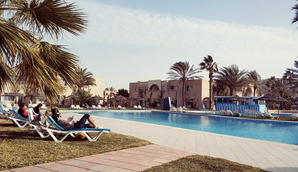 hotel Welcome Meridiana Dżerba. Tunezja zimą. Plaże w Tunezji. Last minute zimą w Tunezji
