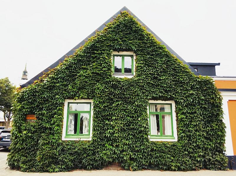 Zwiedzanie Ystad. Co robić w Ystad. Co warto zobaczyć w Skanii. Atrakcje turystyczne Ystad. Architektura szachulcowa Szwecja.