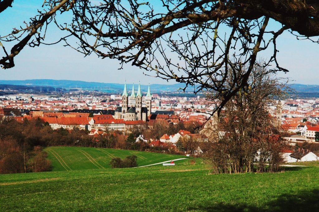 Twierdza zamek Altenburg Bawaria
