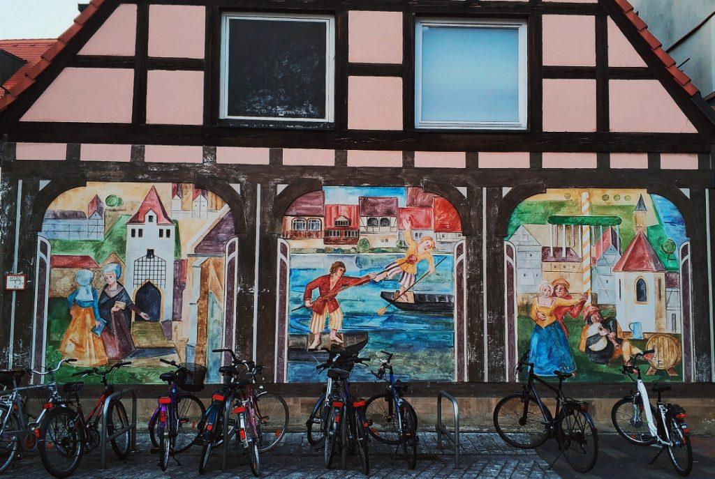 Street art Bamberg