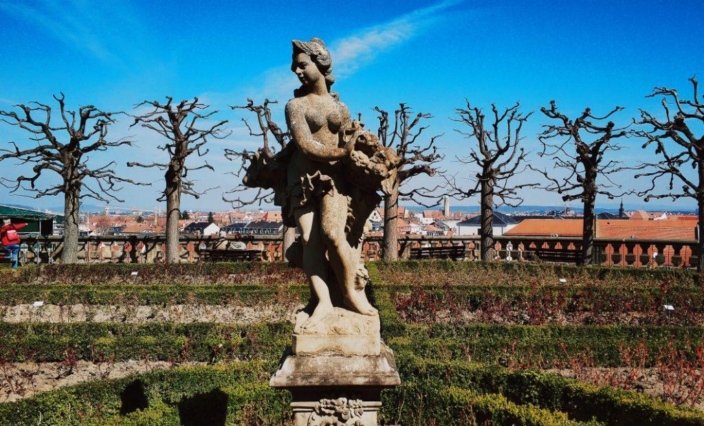 Ogród różany Bamberg