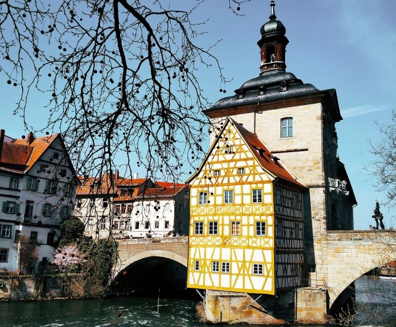 Bamberg stary ratusz